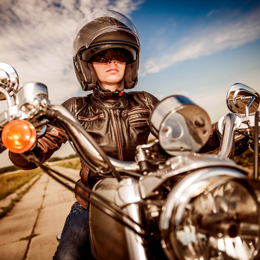 Women's Motorcycle Helmets
