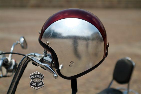 Repaint a Motorcycle Helmet