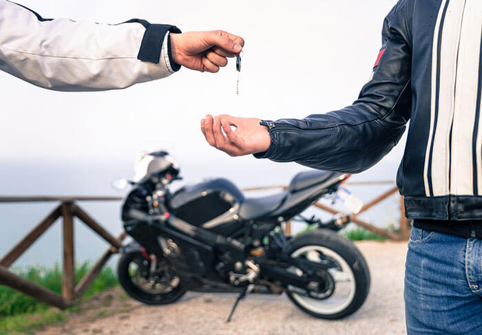 How to Buy a Motorcycle Out of State?