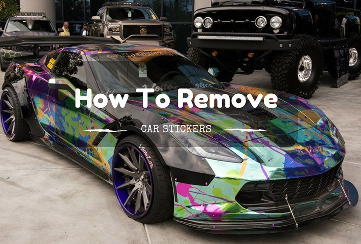 vehicle paint removal